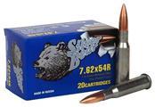 SILVER BEAR AMMO Ammunition A754NFMJ